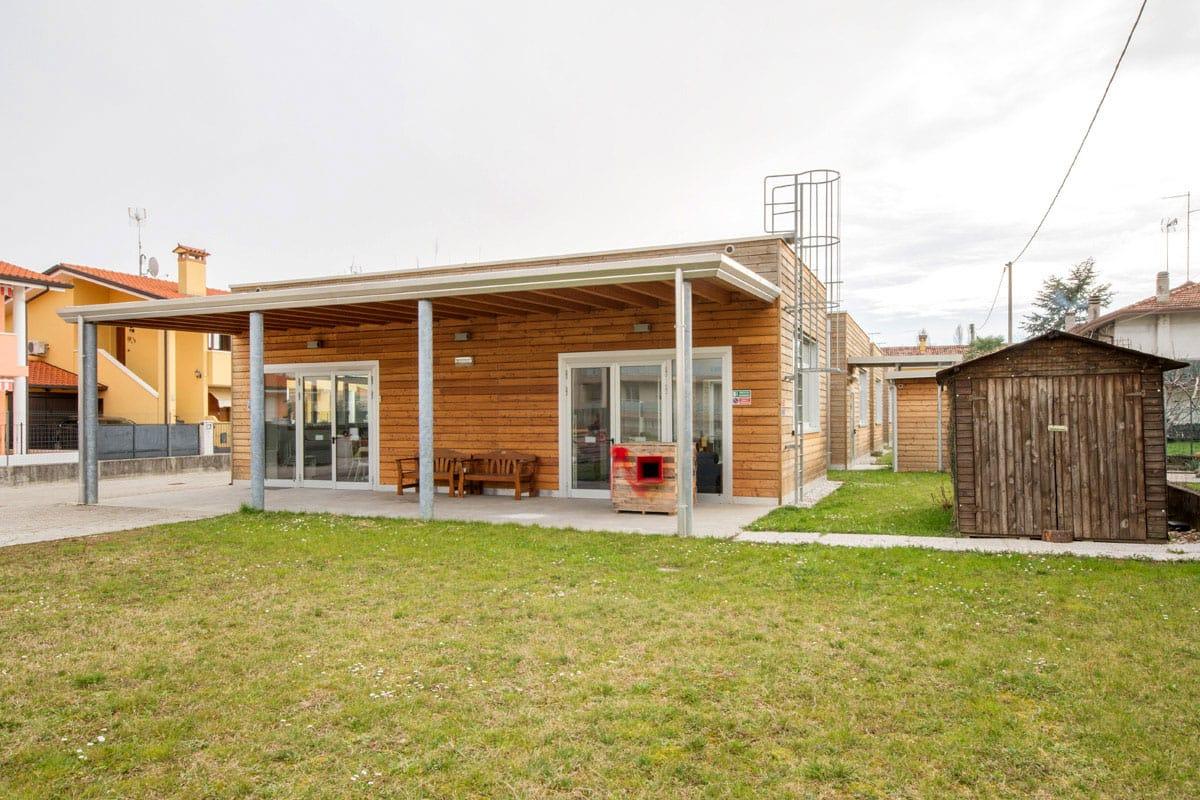 Case in legno prefabbricate chiavi in mano for Piani casa accessibili per disabili