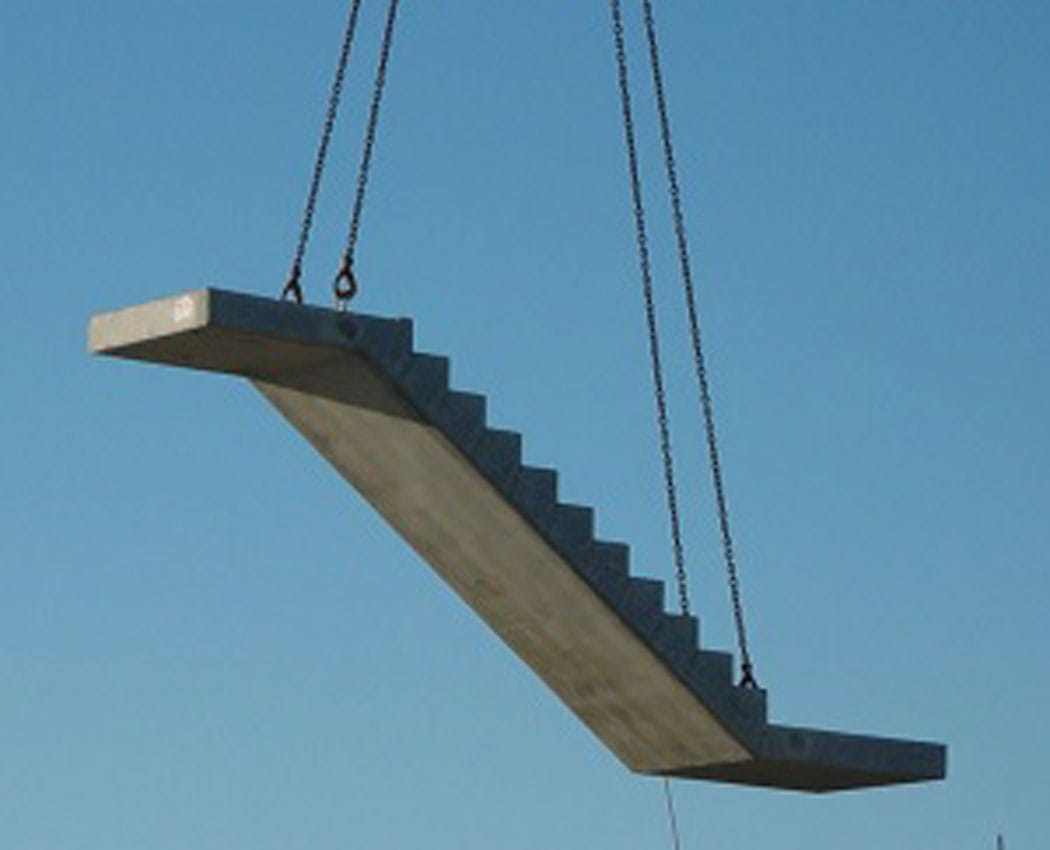 Scale prefabbricate in cemento - Scale per esterni prefabbricate ...