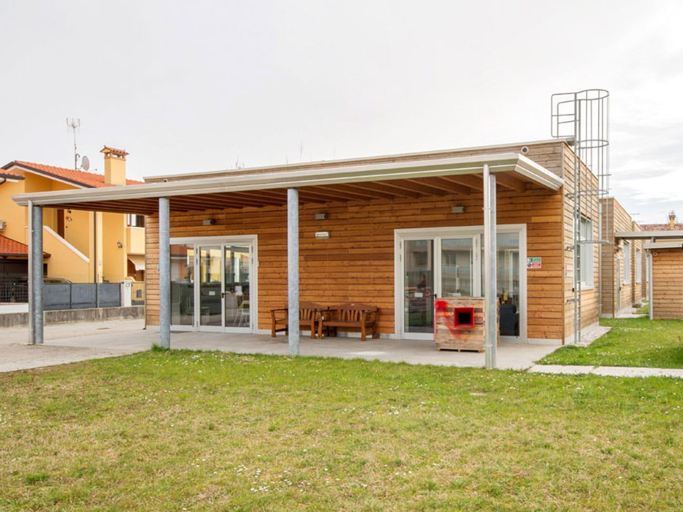 Centro sociale polifunzionale integrato per disabili