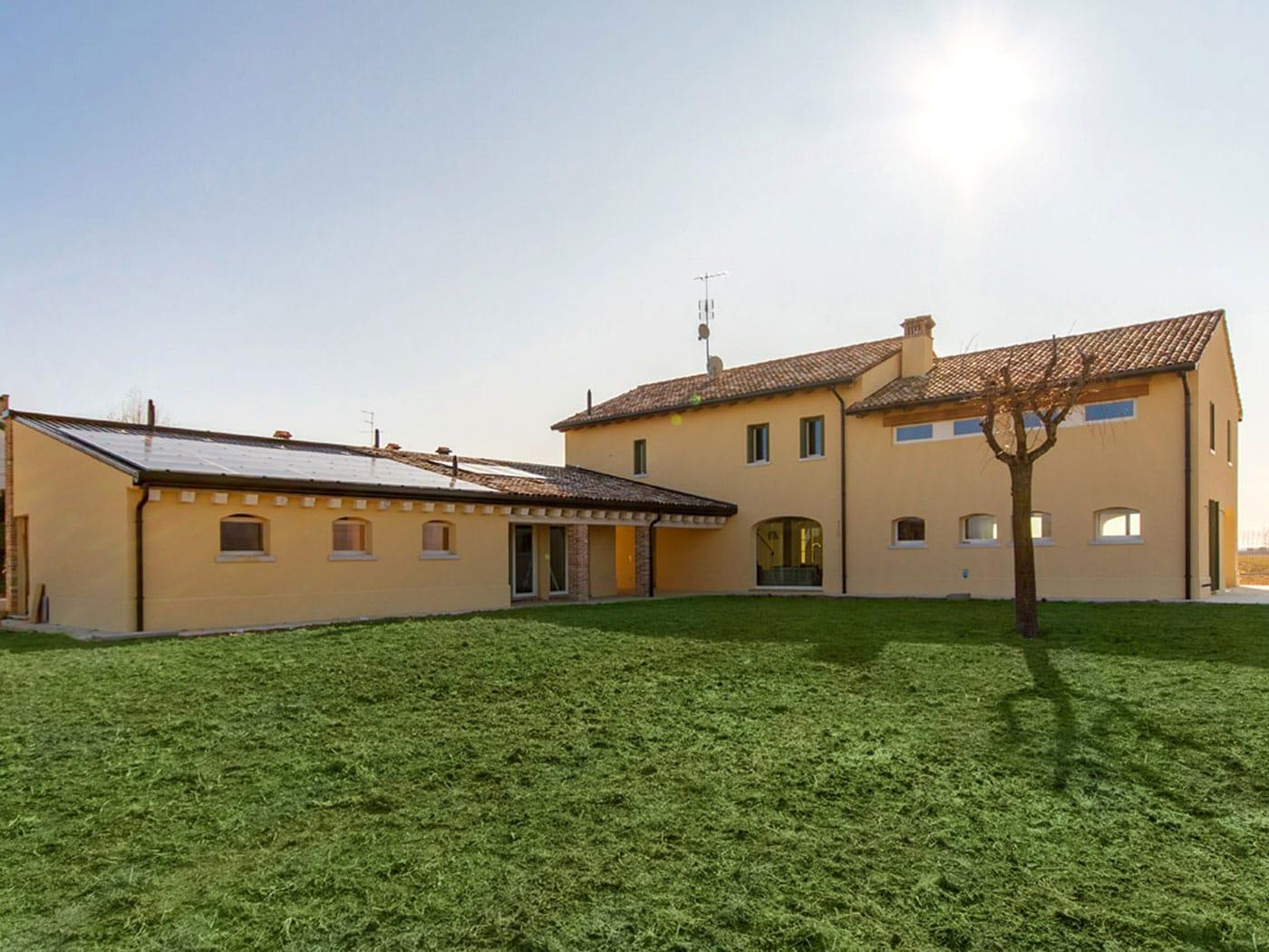 Villa a Concordia Sagittaria