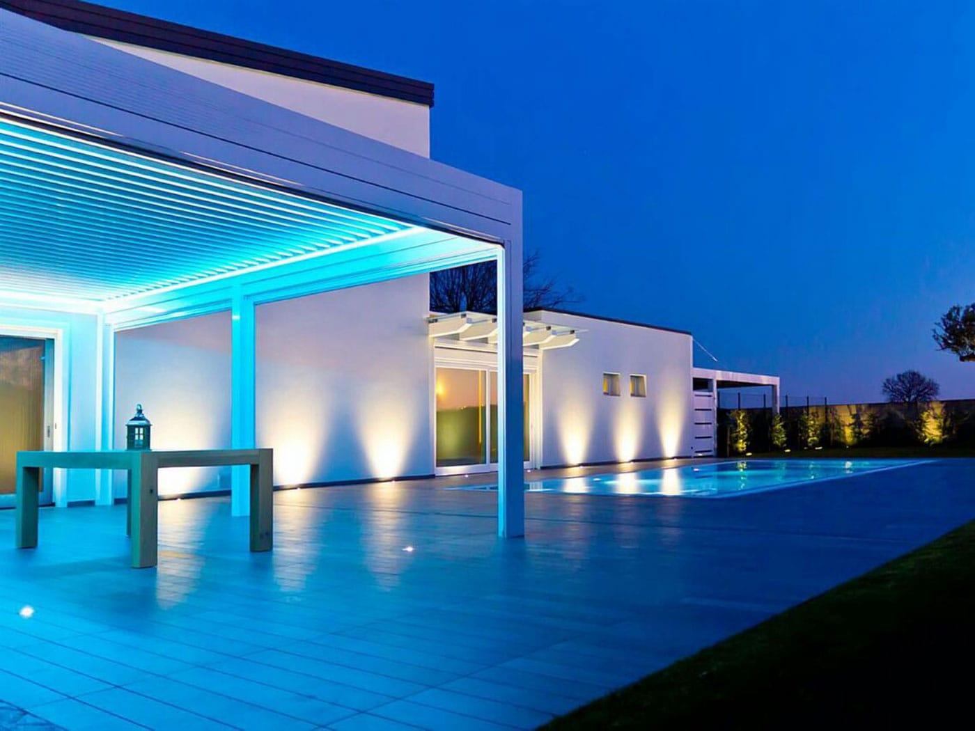 Villa con piscina zoppelletto srl - Villa con piscina milano ...