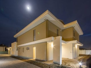 Villa moderna a tavagnacco