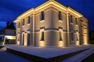 Copertura edificio direzionale classe A Casaclima a Treviso