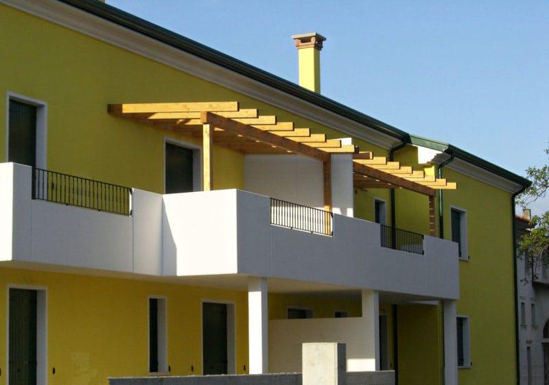 Manufatti per edilizia residenziale