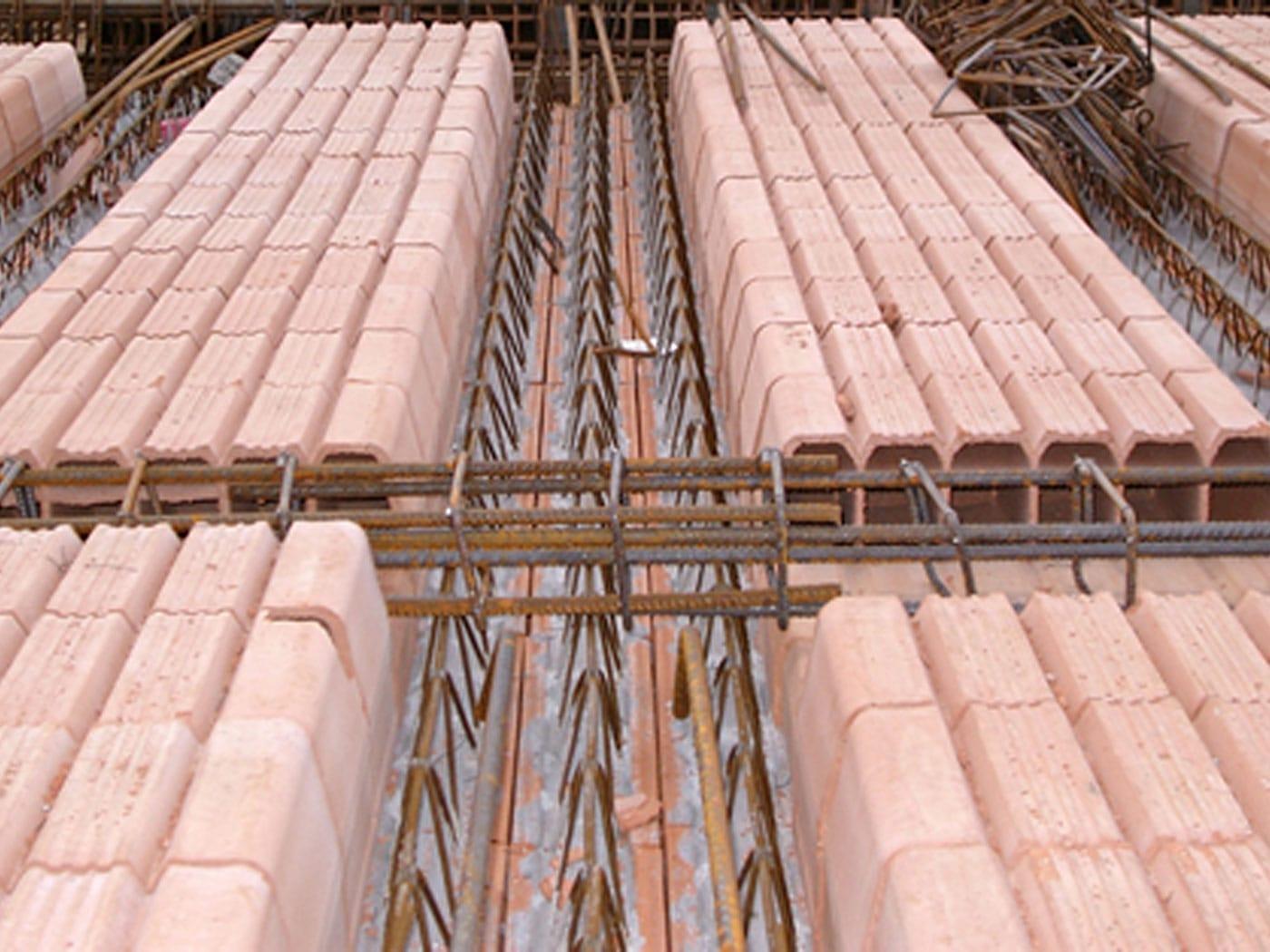 Solaio Laterocemento Anni 50 prefabbricati in cemento armato - dal progetto alla