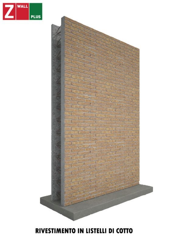 Doppia lastra Z wall plus
