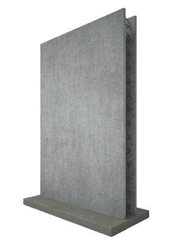 Doppia lastra Z wall basic