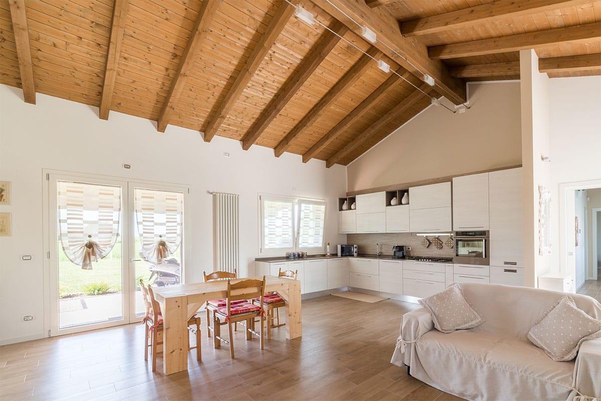 Villetta residenziale a Gorgo al Monticano
